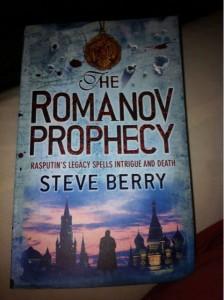 The Romanov Prophecy par Steve Berry