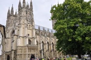 Cathédrale Canterbury