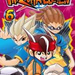 "Critique du Manga ""Inazuma Eleven"" tome 6  de Tenya Yabuno"