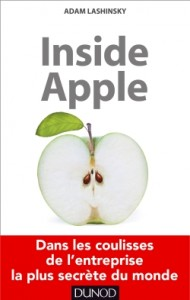 Couverture Inside Apple