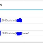 Synchronisation iOS : Caldav – Cardav