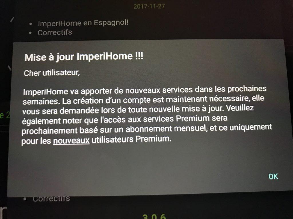 Imperihome premium 4