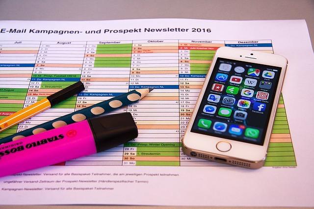 Caldav et Carddav Organisation avec iphone