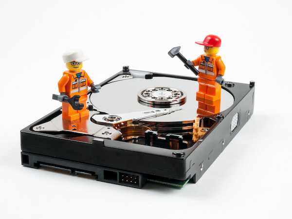 Disques dur : Sauvegarde des données nécessaire