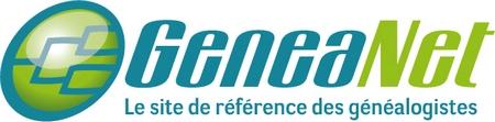 Le logo de généanet