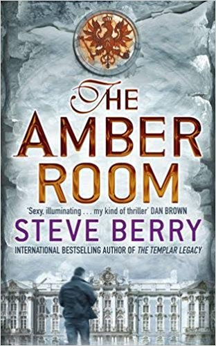 The Amber Room : La couverture