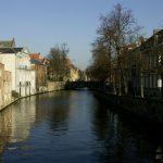 Bruges : Belle balade hivernale