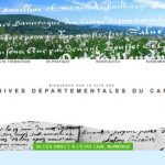 Archives du Cantal : en ligne