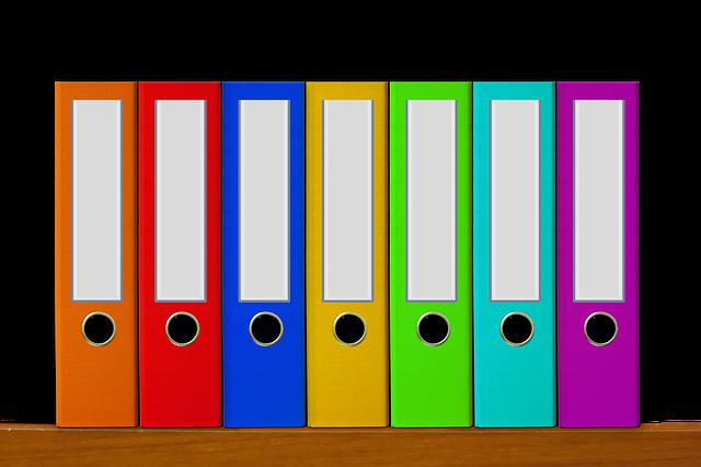 Implexes et organisation des dossiers