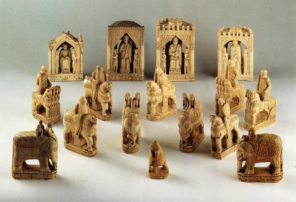 Le Huit : Les échecs de charlemagne