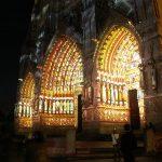 Son et Lumières de la cathédrale d'Amiens
