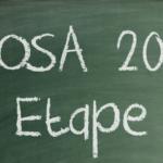 SOSA 2020 : Début du parcours