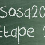SOSA 2020 Etape 2 : Eugénie