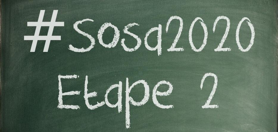 Sosa 2020 Etape 2