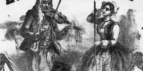 métiers d'arts : Le violoneux