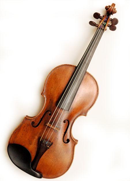 Métier d'art : Le violon
