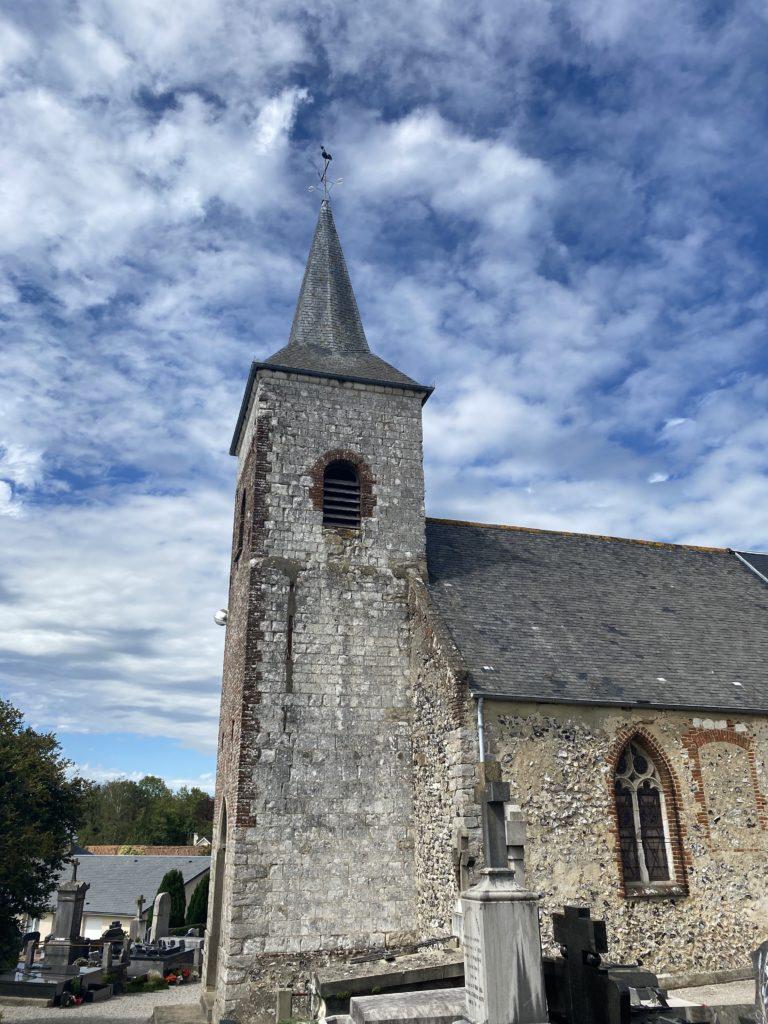 L'église Sainte Bertulphe
