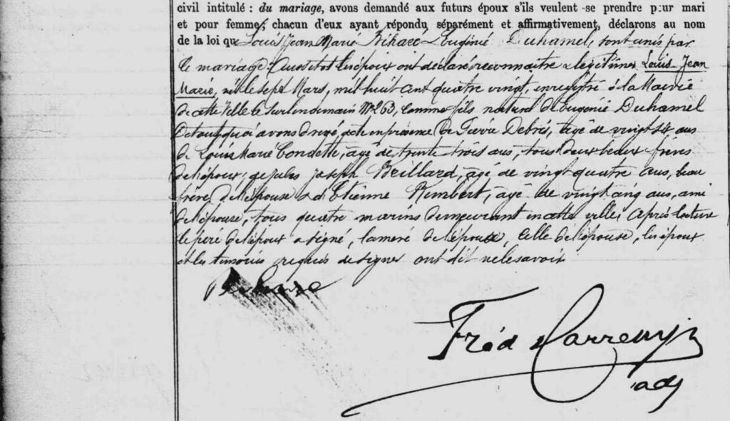Mariage Bihare x Duhamel Boulogne sur Mer