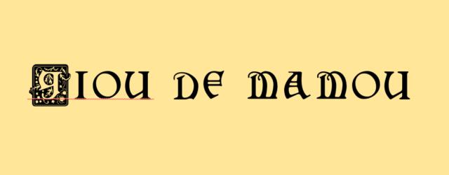 Giou de Mamou