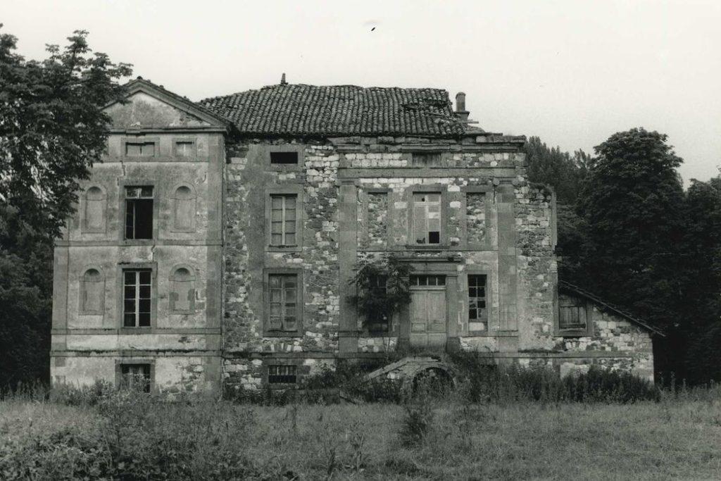 Chateau du Doux à Yolet