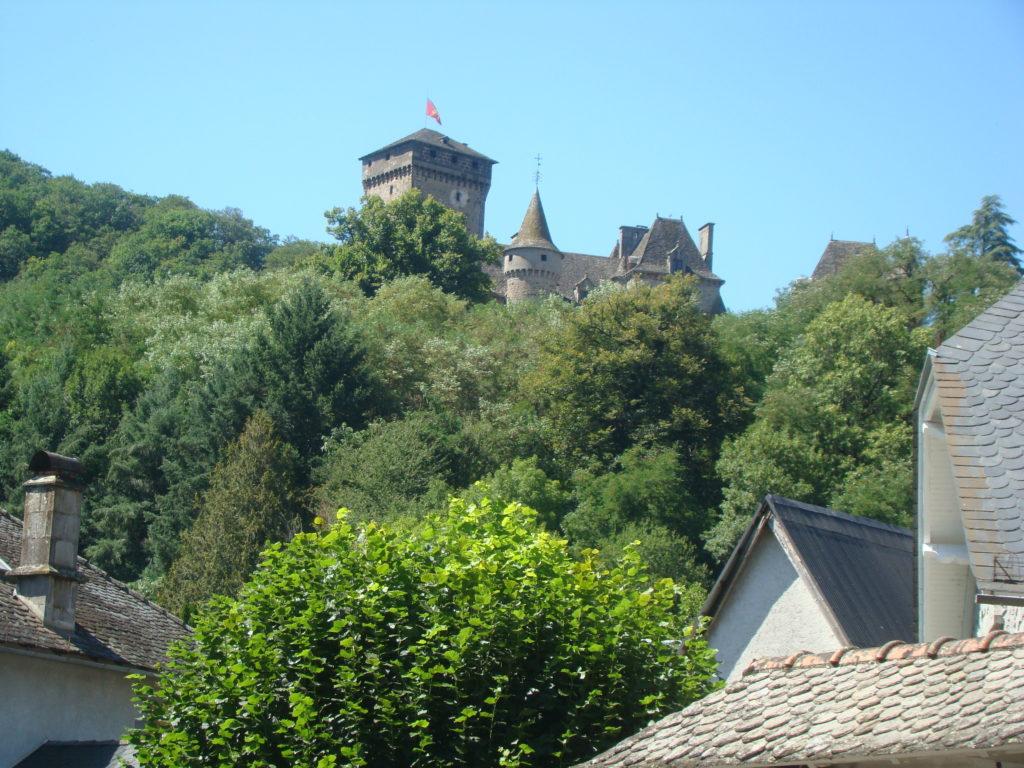 Chateau de Pesteils Polminhac