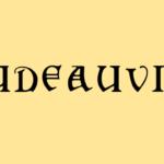Doudeauville pour le D du #challengeAZ