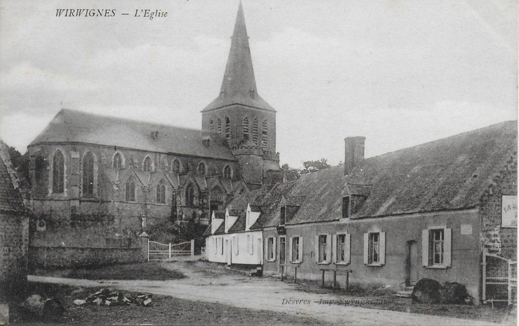 Eglise Saint-Quentin de Wirwignes