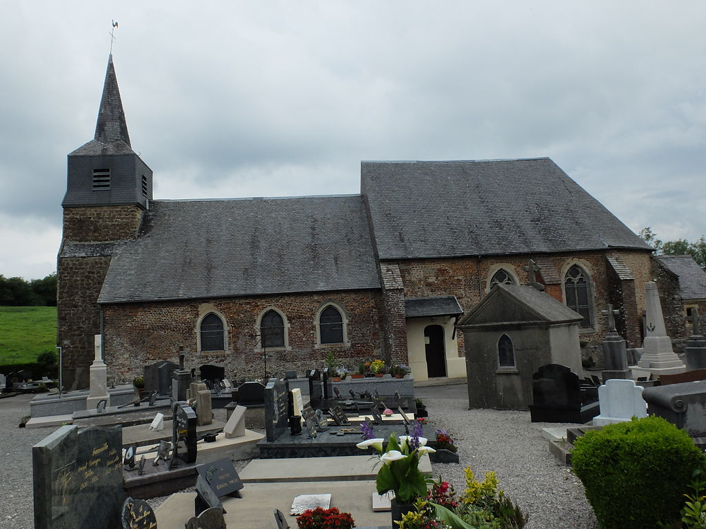 Eglise Saint Omer de Menneville