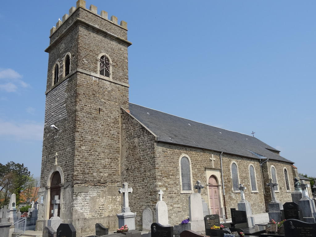 Eglise Saint Wandrille Outreau